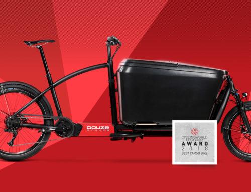 Vélos-cargo de la marque Douze-Cycles
