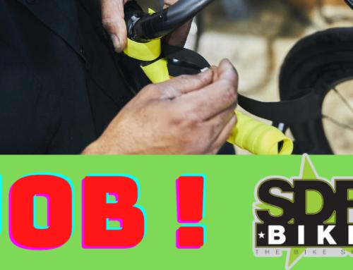 Offre d'emploi mécanicien/vendeur cycle